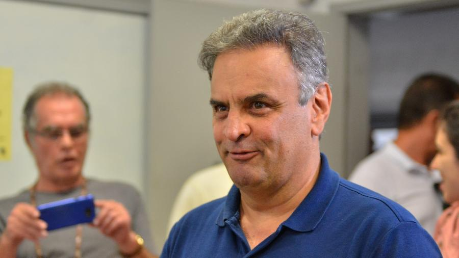 Para o deputado federal Aécio Neves, PSDB deve abrir mão de candidatura ao Planalto - Fred Magno/O Tempo