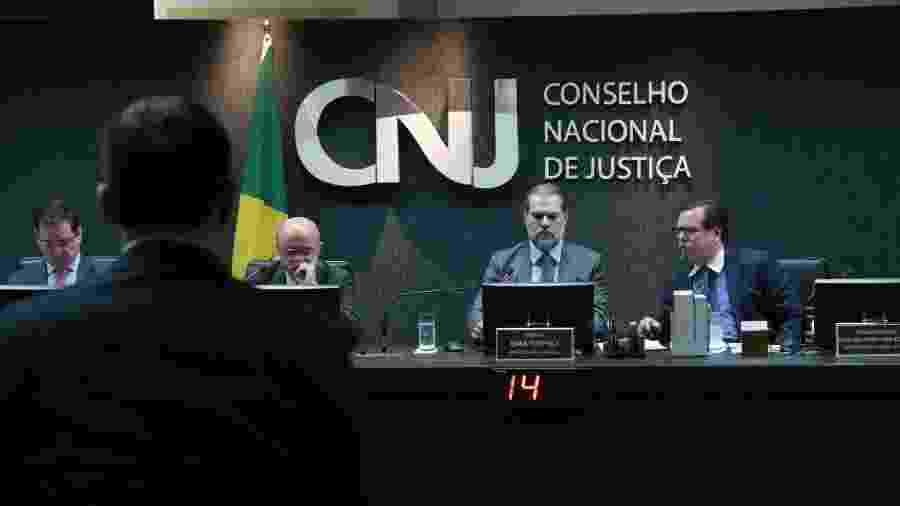 CNJ recomenda prisão domiciliar para presos em regime aberto ou semiaberto e revisão nos casos de detenção de menores infratores  - Gil Ferreira/Agência CNJ