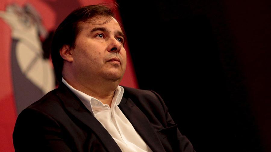Presidente da Câmara dos Deputados, Rodrigo Maia (DEM) participa do Festival Piauí de Jornalismo, em São Paulo - 05.out.2019 - Suamy Beydoun/Agif/Estadão Conteúdo