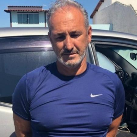 Análise do celular de Décio Gouveia Luiz, preso em agosto deste ano, aponta ligação do PCC com o cartel mexicano de Sinaloa - 14.ago.2019 - Divulgação/Polícia Civil