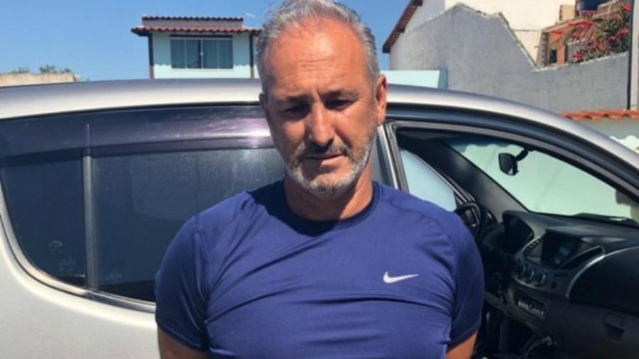 Décio Gouveia Luiz, apontado como líder do PCC na zona leste de SP e o substituto de Marcola no estado - 14.ago.2019 - Divulgação/Polícia Civil