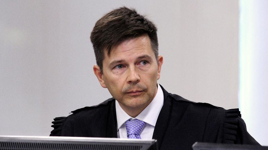 O desembargador Leandro Paulsen, que preside atualmente a 8ª Turma do TRF-4 - Sylvio Sirangelo/TRF-4/AFP