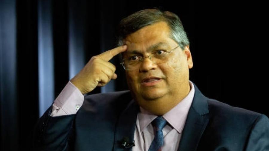 O governador do Maranhão, Flávio Dino (PC do B), disse que Bolsonaro mentiu com intenções políticas - Kleyton Amorim/UOL