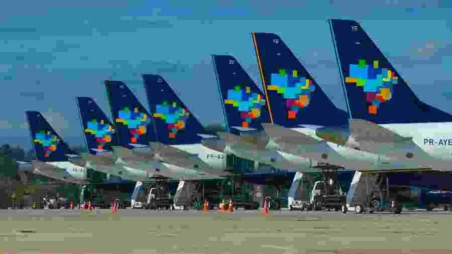 Aeronaves da Azul - Gianfranco Beting