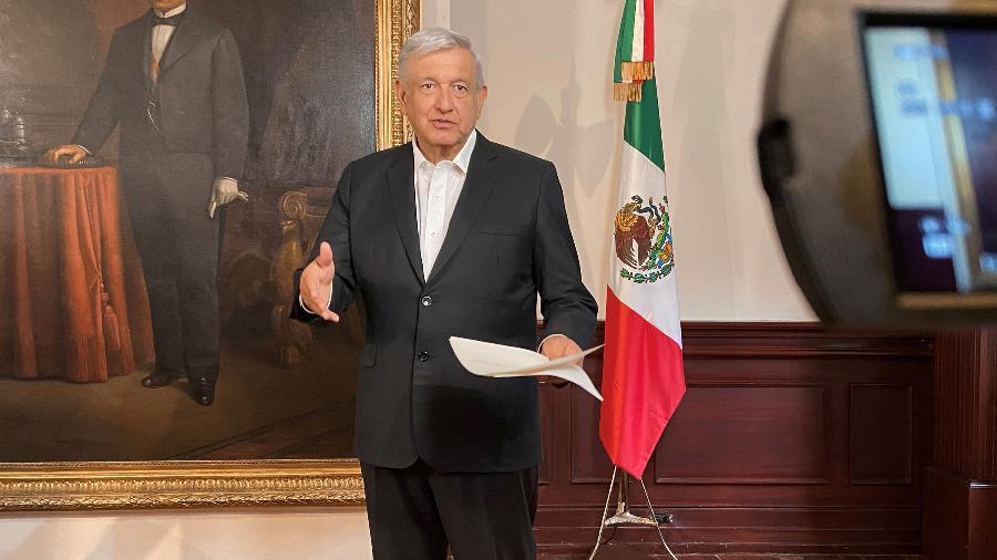 Presidente mexicano, Andrés Manuel López Obrador prometeu investigar denúncia -