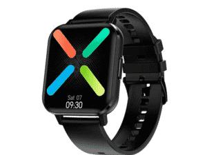 Smartwatch Relógio Inteligente DTX Preto - Divulgação - Divulgação