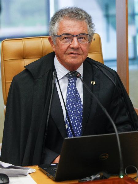 Ministro do STF Marco Aurélio Mello - Felipe Sampaio/STF