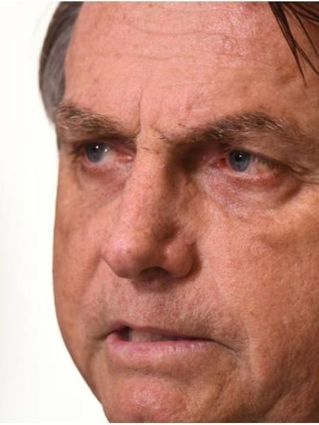 Presidente Jair Bolsonaro - Evaristo Sá/AFP