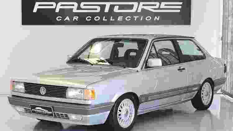Voyage Sport  - Pastore Car Collection / divulgação  - Pastore Car Collection / divulgação