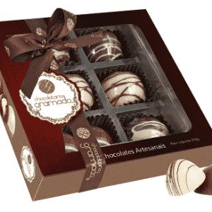 Produto da Chocolataria Gramado - Divulgação