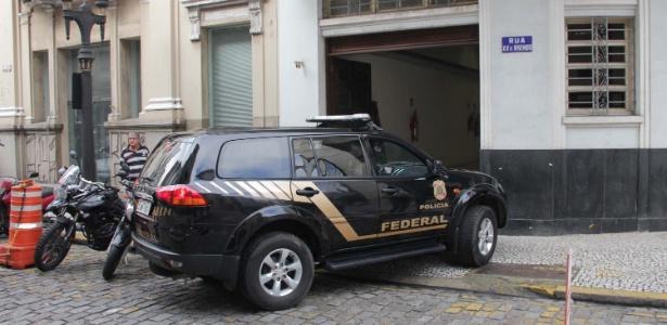 PF atua em condução coercitiva; medida havia sido suspensa