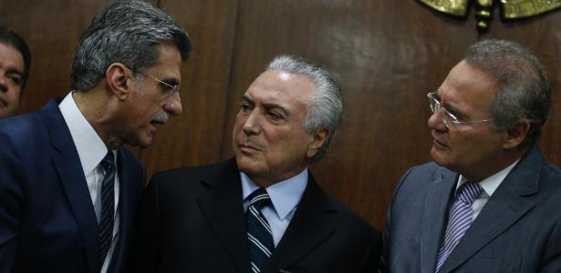 Temer agora tem cinco ministros com investigações em curso no Supremo