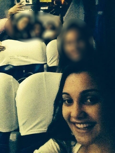 Carolina Marreca Benetti, 21, estudante da UMC (Universidade de Mogi das Cruzes)