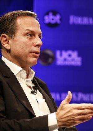 João Doria, candidato a prefeito de São Paulo pelo PSDB