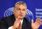 Em seu terceiro mandato seguido, Orbán deve manter discurso xenofóbico na Hungria - Emmanuel Dunand/AFP