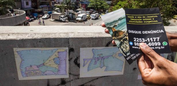 Movimentação das tropas das Forças Armadas na favela da Rocinha - MÁRCIO MERCANTE/AGÊNCIA O DIA/AGÊNCIA O DIA/ESTADÃO CONTEÚDO