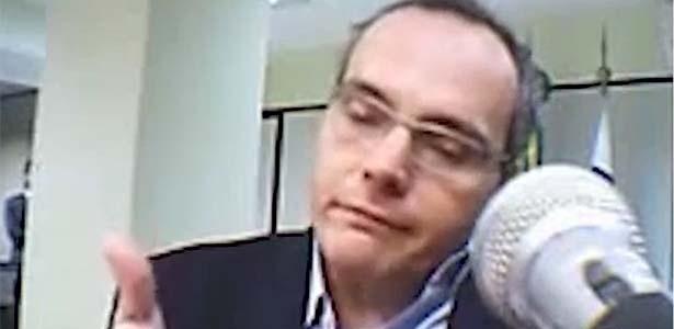 Delator Lúcio Funaro presta depoimento à Justiça Federal