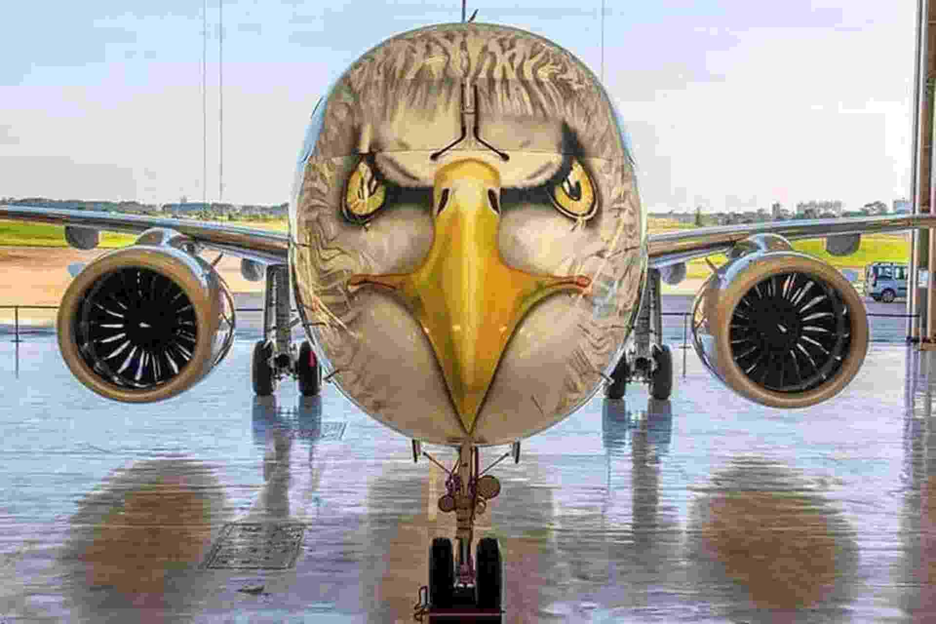 Embraer águia - Divulgação