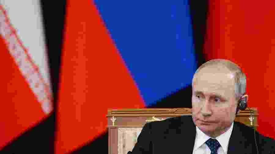 """O chamado """"Programa Nacional de Economia Digital"""" tem a aprovação do presidente Vladimir Putin - Xinhua/Sputnik"""