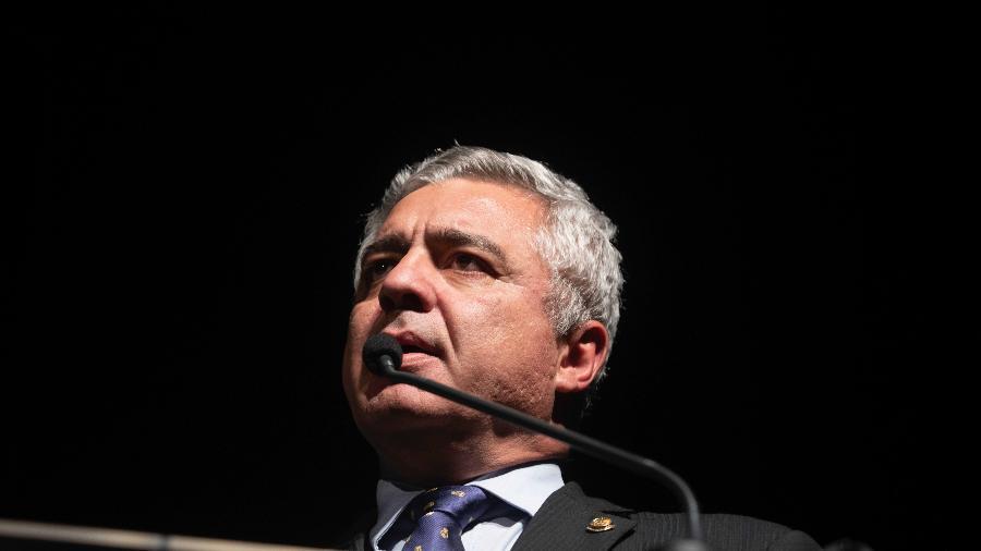 O senador Major Olimpio (PSL) - Bruno Rocha/Foto Arena/Estadão Conteúdo