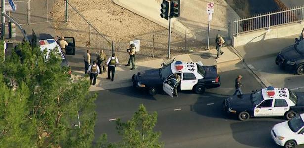 Deixou 4 feridos   Ataque a tiros em escola mata dois na Califórnia