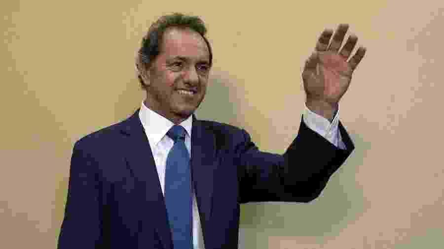 Daniel Scioli, indicado para ser embaixador da Argentina no Brasil - Juan Mabromata - 10.ago.2015/AFP