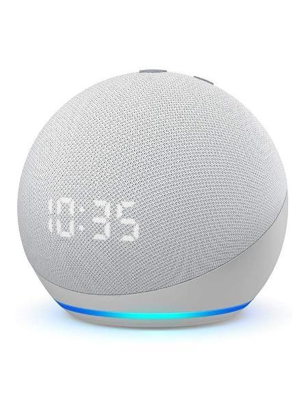 Echo Dot (4ª geração) - Divulgação - Divulgação