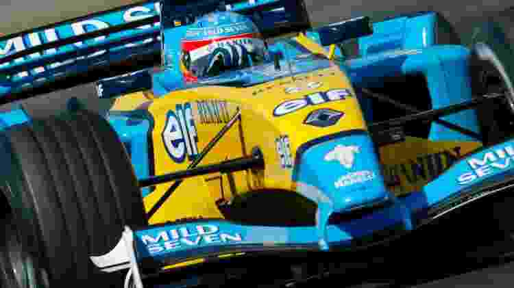 Renault F1 Alonso 3 - Divulgação  - Divulgação