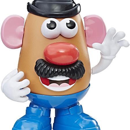 O icônico boneco Senhor Cabeça de Batata - Hasbro