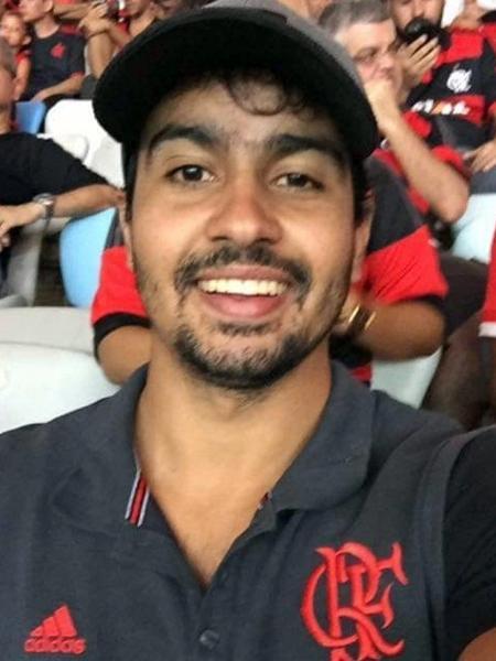Corpo de Tiago Ribeiro da Silva foi encontrado na manhã de domingo próximo àPraia de Tubiacanga, na Ilha do Governador - Arquivo Pessoal