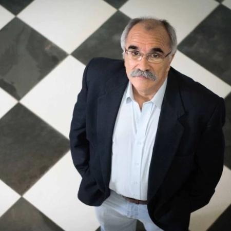 Cientista político e professor aposentado da Unicamp Eliezer Rizzo de Oliveira - Ricardo Lima/Estadão