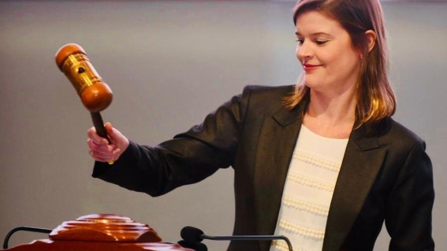 Martha Seillier, secretária especial do PPI (Programa de Parceria de Investimentos) - Ricardo Botelho/ Ministério da Infraestrutura