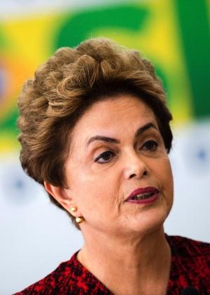 A presidente Dilma Rousseff publicou orçamento provisório