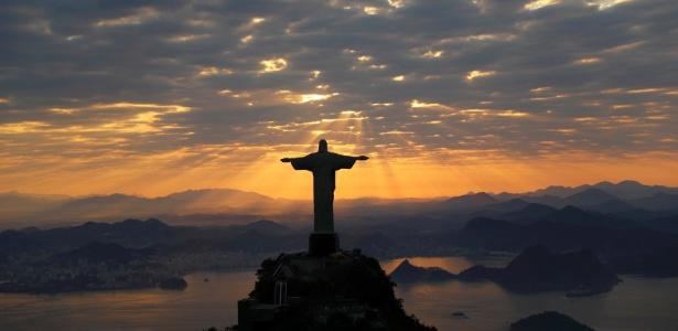 Cristo Redentor tem um custo geral de pouco mais de R$ 5 milhões por ano