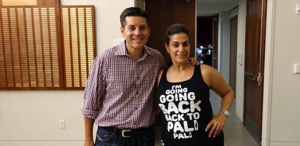 Dean Obeidallah e Maysoon Zayid, dupla de comediantes muçulmanos dos EUA