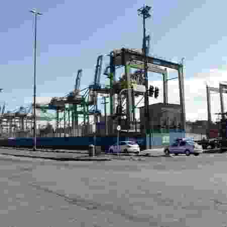 23.mar.2017- Movimentação no porto de Santos - Marcos Silva/Futura Press/Estadão Conteúdo