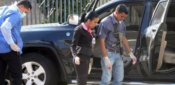 Após 12 horas de investigação, filho confessou ter contratado assassinos de aluguel para matar o pai