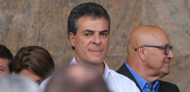 O ex-governador Beto Richa  - Gisele Pimenta/Framephoto/Estadão Conteúdo