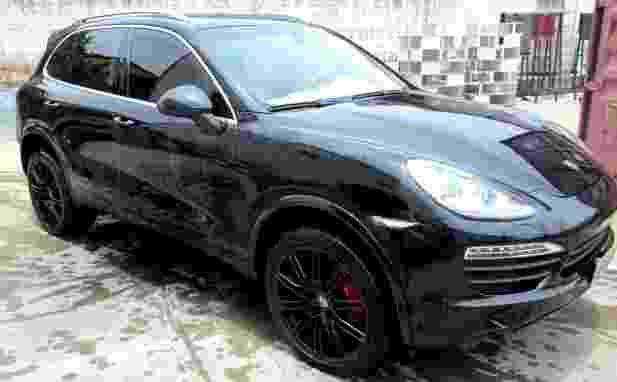 Leilão de carros de luxo - Porsche Cayenne - Divulgação/Sold