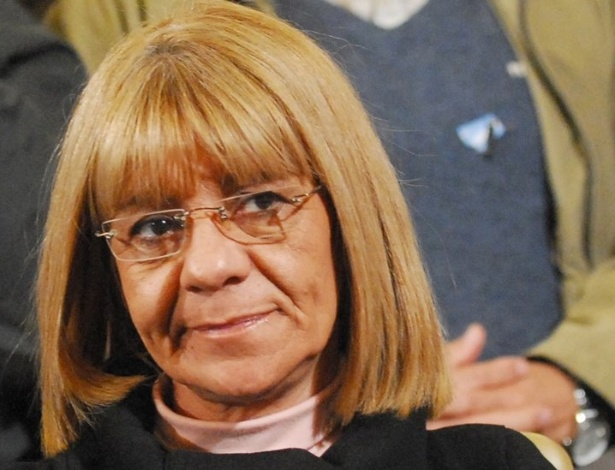 Mirta Graciela Antón foi a primeira mulher da América Latina ser condenada à prisão perpétua por crimes contra a humanidade - BBC