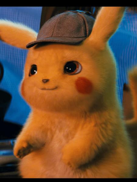 """Pokémon ganham vida no primeiro trailer de """"Detective Pikachu"""", filme previsto para 2019 - Divulgação"""