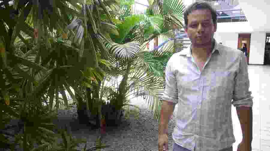 O médico carioca Leonardo Matos vai trabalhar em área indígena em Alagoas - Beto Macário/UOL