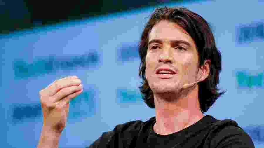 Adam Neumann agora é ex-CEO do WeWork - Eduardo Munoz/Reuters