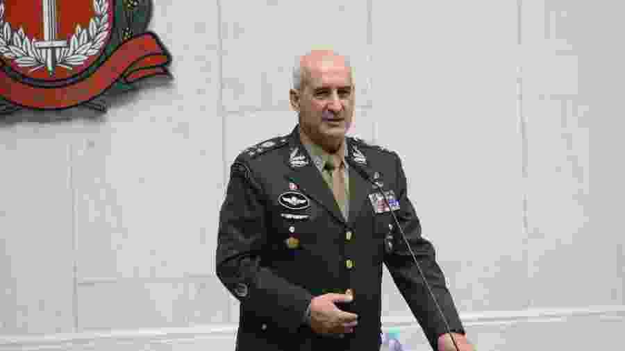 O ministro Luiz Eduardo Ramos - Marco A.Cardelino/ALSP