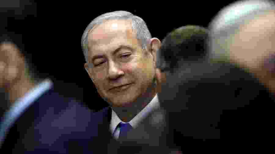 Primeiro-ministro de Israel, Benjamin Netanyahu - Amir Cohen/Reuters