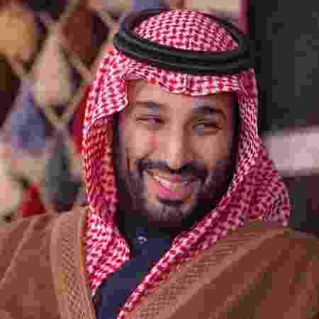 O príncipe saudita Mohammed bin Salman - AFP PHOTO / SAUDI ROYAL PALACE / BANDAR AL-JALOUD