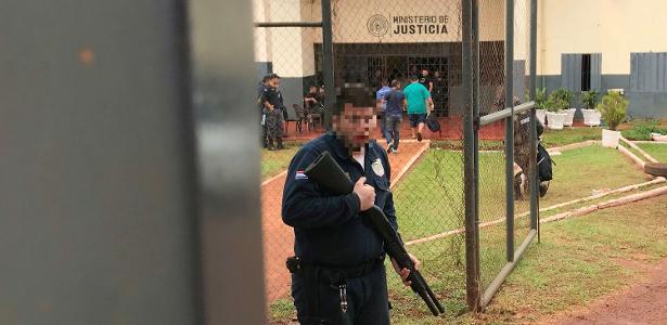 Fuga do PCC   'Mais perigosos se foram', diz carcereiro de presídio no Paraguai