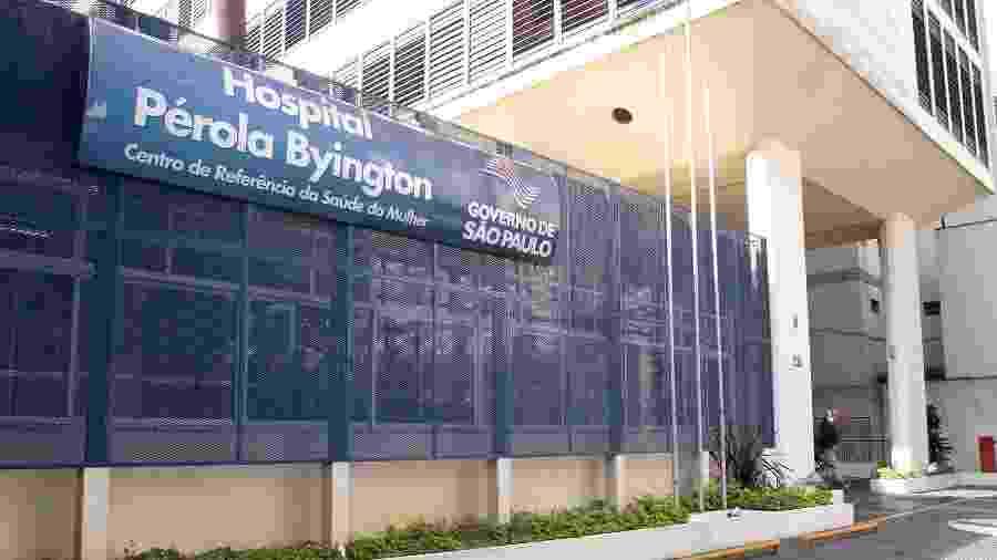 Hospital Pérola Byigton, em São Paulo - Divulgação