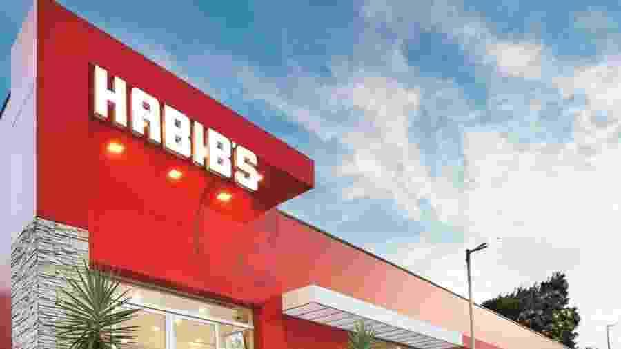 """Restaurante do Habib""""s - Divulgação"""