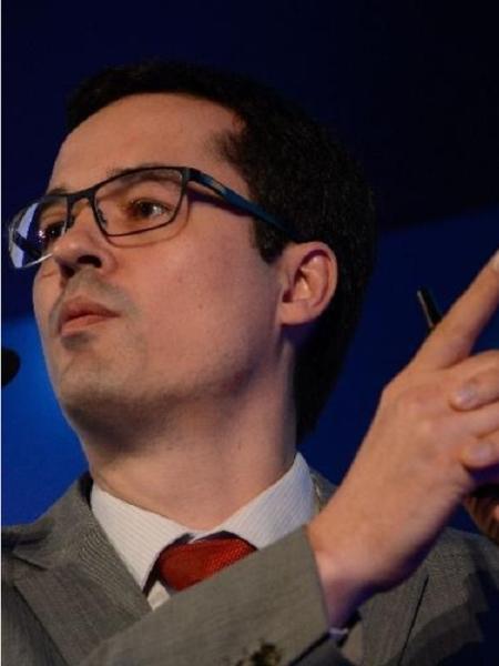 O procurador Deltan Dallagnol - Fernando Frazão/Agência Brasil